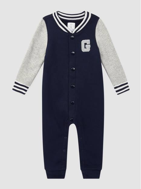 Baby Gap Logo Letter One-Piece