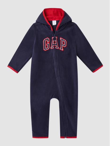 Baby Gap Logo Ear Appliqué One-Piece