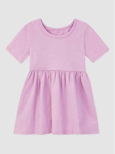 Toddler Short Sleeve Dress