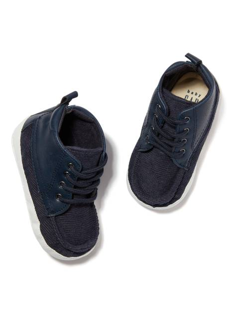 Baby Gap Corduroy High-Top Sneakers