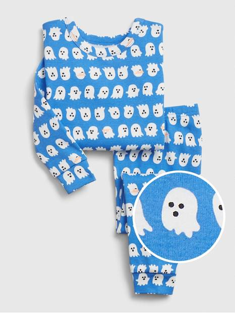 babyGap Ghost Long Sleeve PJ Set