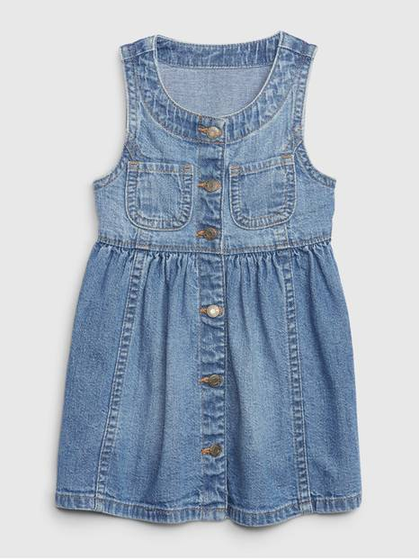 Baby Vintage Denim Dress