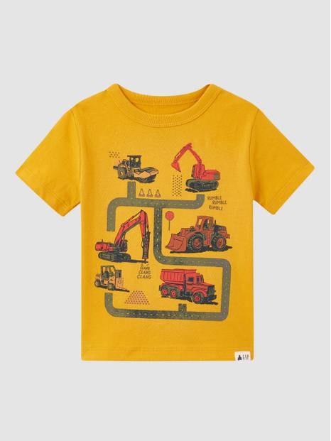 Toddler Mix and Match Graphic T-Shirt