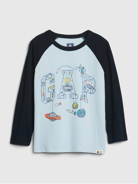 Toddler Mix-and-Match Gap Logo Graphic Shirt