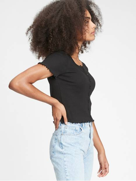 Teen BetterMade Cropped T-Shirt