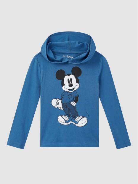 Kids Disney Mickey Mouse Hoodie T-Shirt