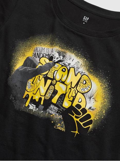 The Gap Collective Kid Girl Stand United T-Shirt
