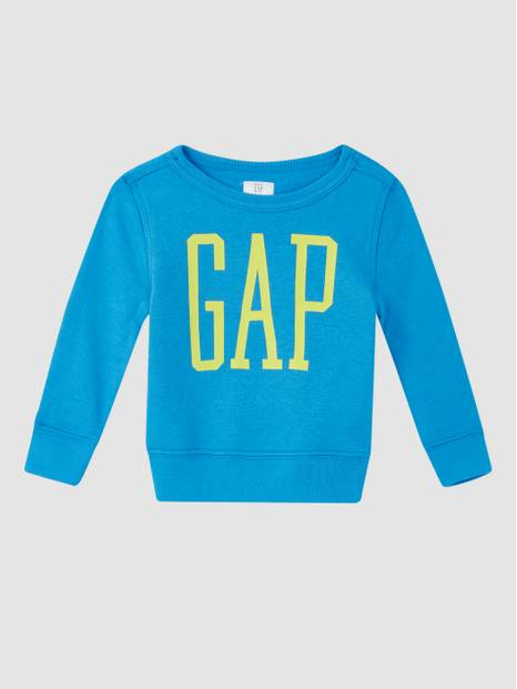 Toddler Gap Logo Crewneck Sweatshirt