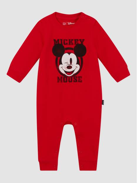 Baby Gap Disney Mickey Mouse One-Piece
