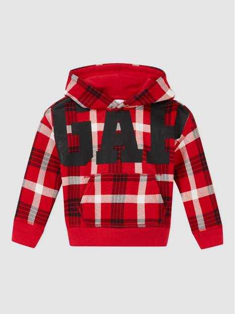 Toddler Gap Logo Hooded Sweater