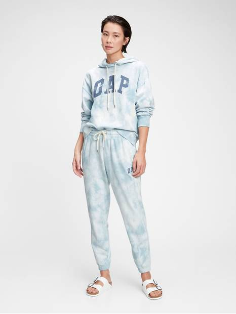 Gap Logo Heavyweight Easy Joggers