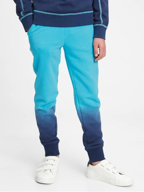 Kids Dip-Dye Pull-On Pants