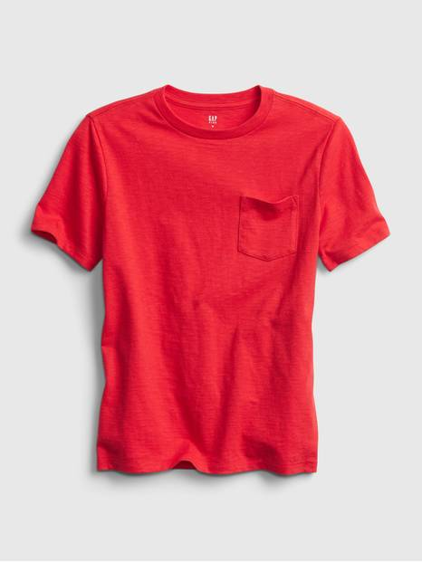 Kids Pocket T-Shirt