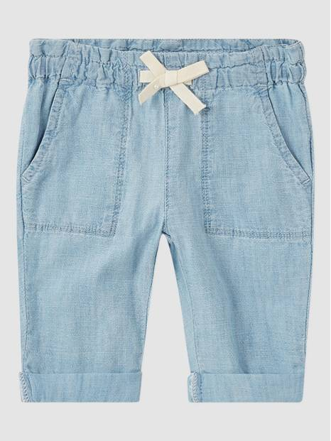 Baby Easy Pull-On Jeans