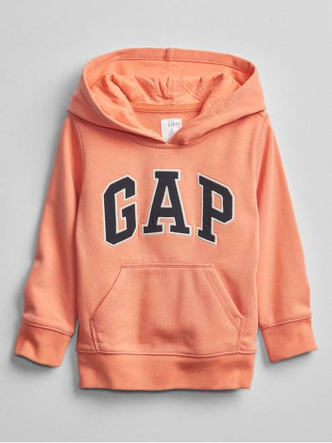 Toddler Recycled Gap Logo Hoodie