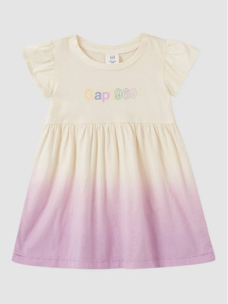 Toddler Logo Skater Dress