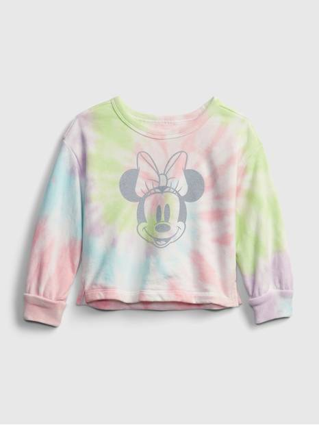 babyGap &#124 Disney Minnie Mouse Crewneck Sweatshirt