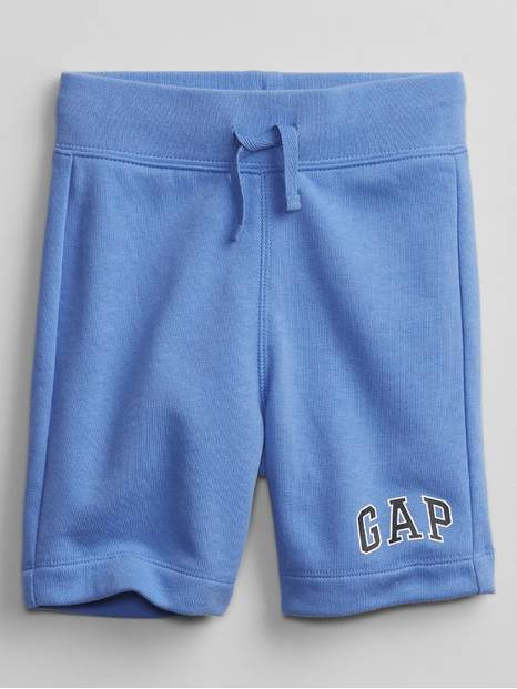 Toddler Recycled Gap Logo Pull-On Shorts