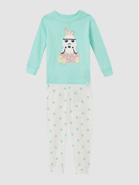 babyGap &#124 StarWars&#153 Easter Graphic PJ Set