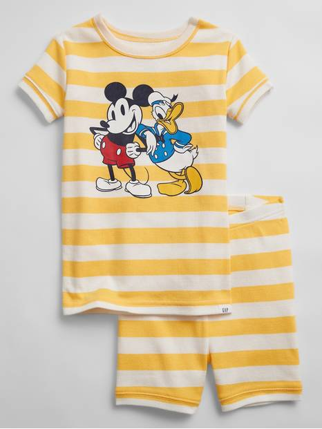 babyGap | Disney Mickey Mouse Organic Cotton PJ Set