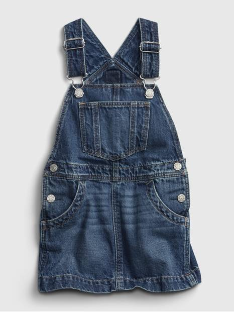 Toddler Denim Skirtall