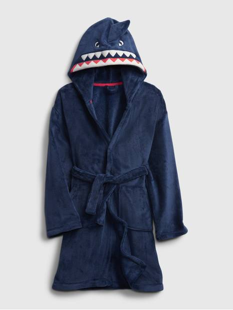 Kids Shark Robe
