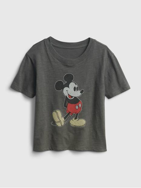 GapKids &#124 Disney Mickey Mouse Graphic T-Shirt