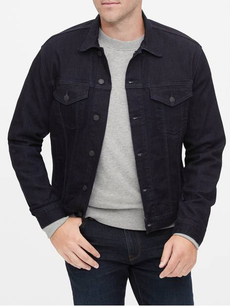 Icon Denim Gapflex Jacket With Washwell&#153