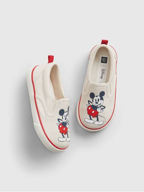 babyGap &#124 Disney Mickey Mouse Slip-On Shoes