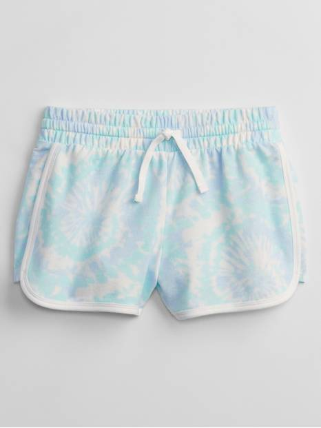 Kids Graphic Pull-On Shorts