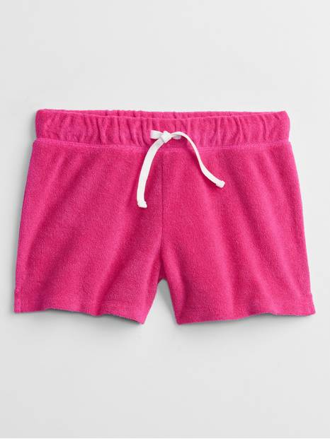 Kids Knit Pull-On Shorts