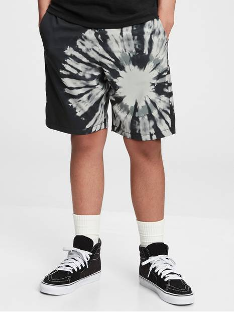 Teen Recycled Tie-Dye Quick Dry Shorts